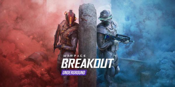 Warface: Breakout - Saison 2 : Underground