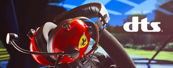 T.Racing Scuderia Ferrari Edition-DTS