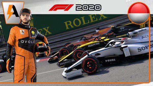 F1 2020 - My Team #07 : VOUS NE PASSEREZ PAS !