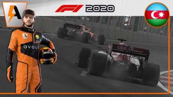 F1 2020 - My Team #08 : DES PNEUS USÉS A 100% ?
