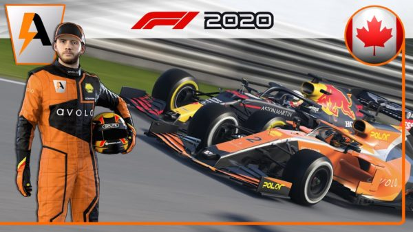 F1 2020 - My Team #09 : VERSTAPPEN L'IMPATIENT ...