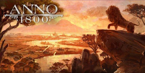 Anno 1800 DLC Terre des Lions