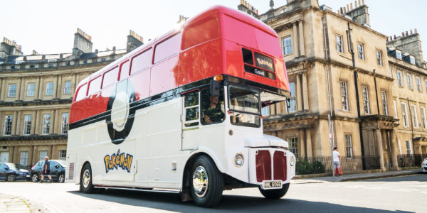 Guide de voyage de Galar - Bus Pokémon : À la découverte de Galar