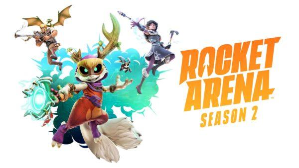 Rocket Arena - saison 2
