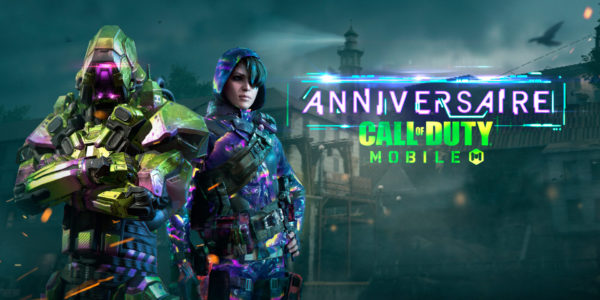 Call of Duty: Mobile - Saison Anniversaire