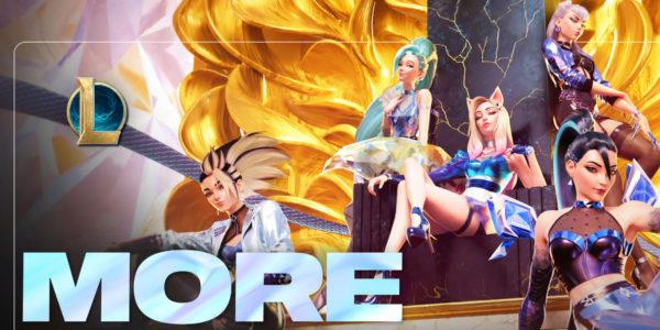 League of Legends - K/DA x Séraphine - More