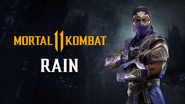 Mortal Kombat 11 Ultimate Rain