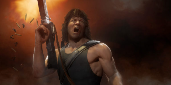 Mortal Kombat 11 Ultimate – Rambo rejoint le Kombat
