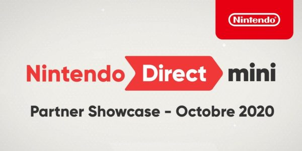 Nintendo Direct Mini: Partner Showcase octobre 2020