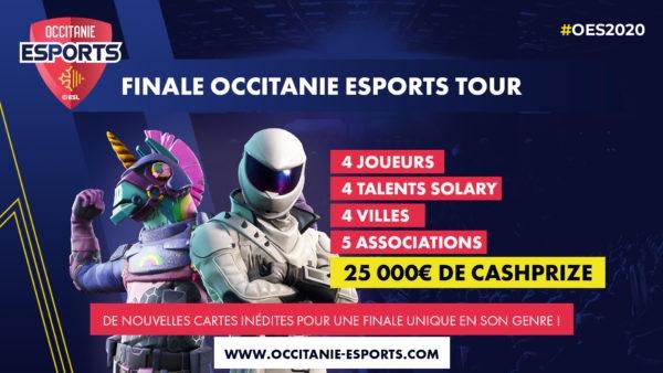 Occitanie Esports Tour - La Finale 2020