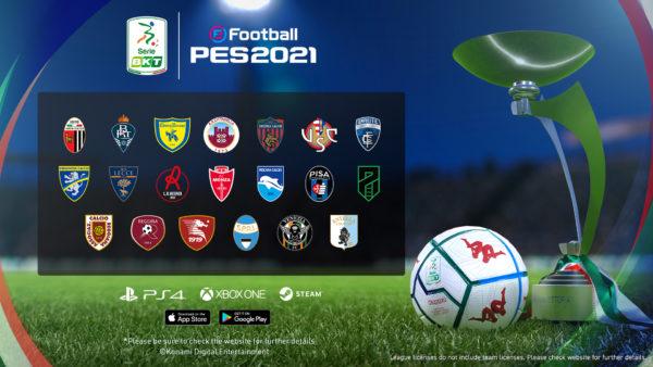 eFootball PES 2021 Serie BKT Série BKT
