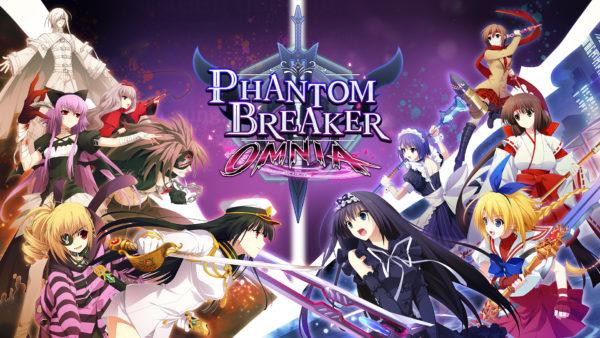 Phantom Breaker: Omnia - Phantom Breaker Omnia - Phantom Breaker : Omnia