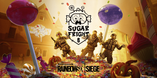 Tom Clancy's Rainbow Six Siege - Ubisoft - Sugar Fright