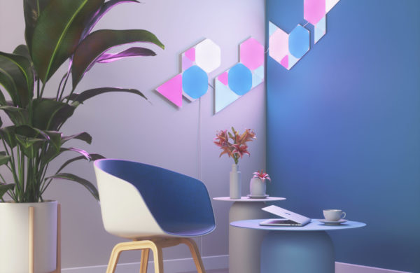 Nanoleaf dévoile les Nanoleaf Shapes Triangles et Mini Triangles