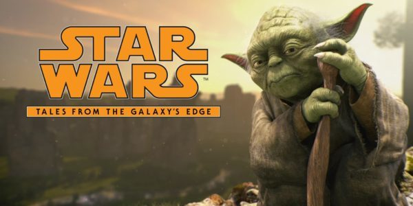 Star Wars : Tales from the Galaxy's Edge