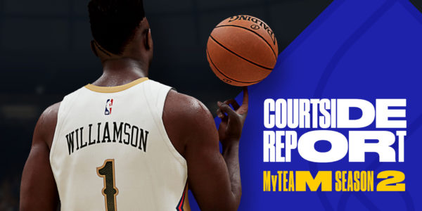 NBA 2K21 Mon ÉQUIPE MyTeam Saison 2