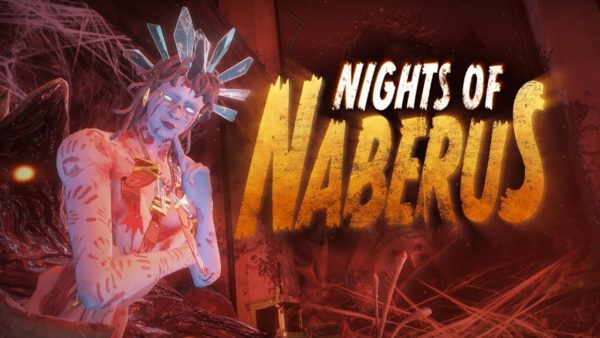 Warframe Halloween Nights of Naberus
