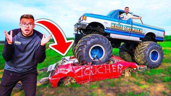 Monster Truck Championship – NACON a invité Pikashoute pour une expérience unique