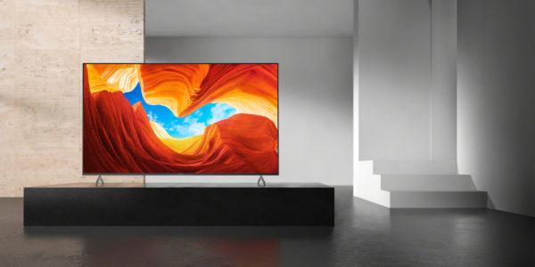 Sony TV XH90 - Smart TV 4K