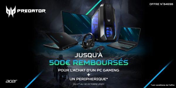 Acer ODR 500€