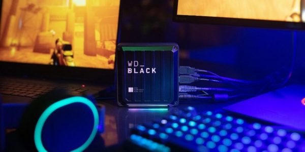 Western Digital SSD WD_BLACK