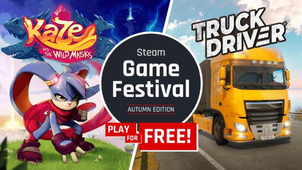 SOEDESCO participe au Festival des jeux Steam
