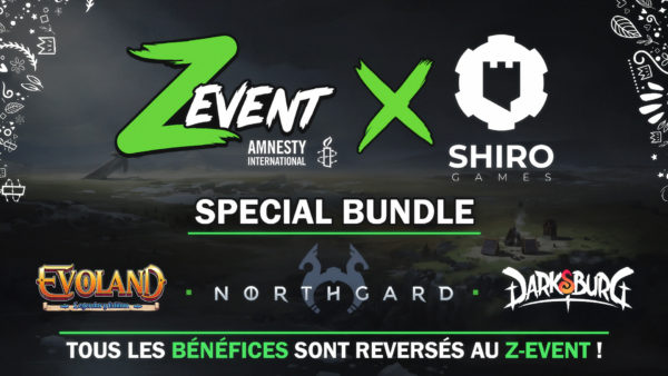 Shiro Games x Z Event 2020