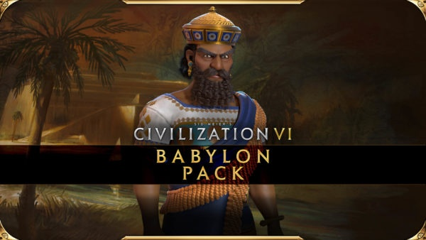 Civilization VI - Pass New Frontier : Pack Babylone
