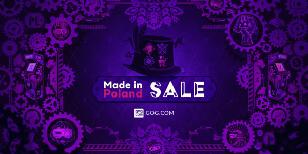 Made in Pologne x GOG.COM