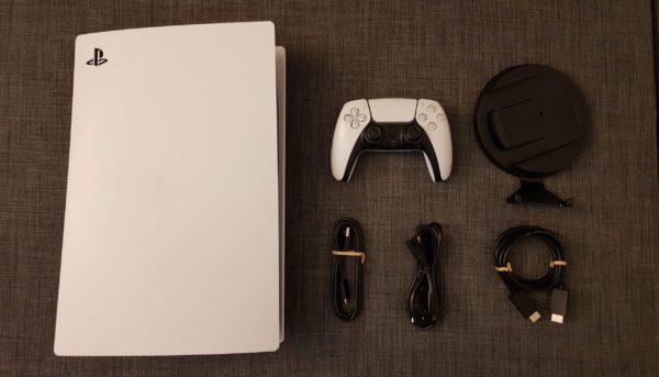 Playstation 5 – Unboxing et premières impressions