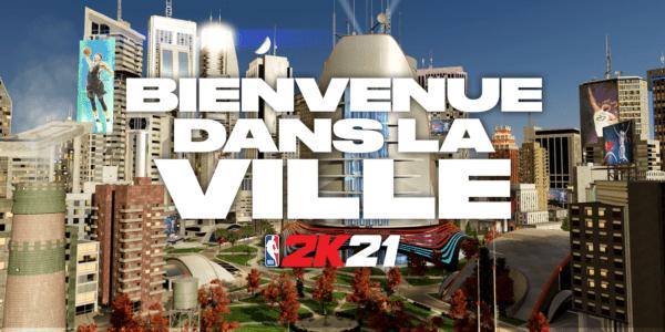 NBA 2K21 - La Ville