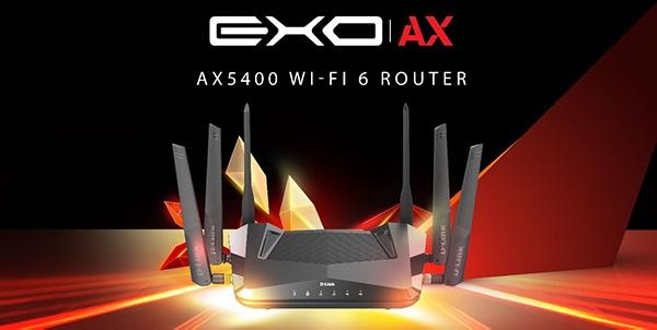 D-Link routeur DIR-X5460 WIFI 6