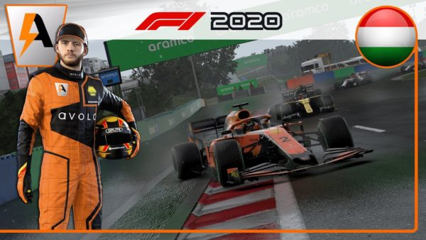 F1 2020 - My Team #13 : Face aux éléments