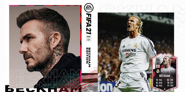 FIFA 21 – David Beckham est de retour