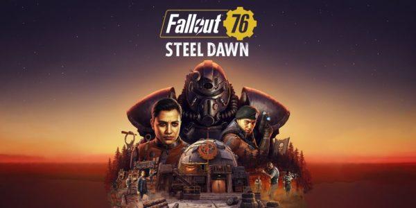 Fallout 76 - Aube d'Acier