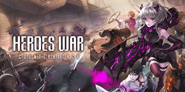 Heroes War: Counterattack est disponible