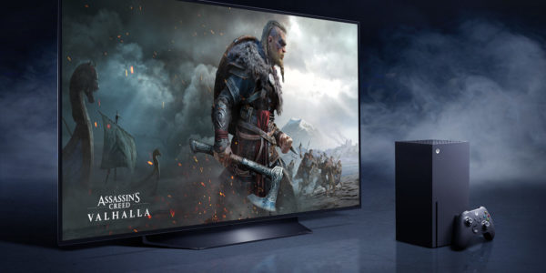 Les LGOLED TV et la XBOX Series X s'associent