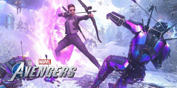 """Marvel's Avengers - L'Opération """"Kate Bishop - Aux prises avec l'AIM"""""""