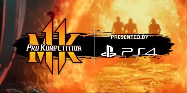 Mortal Kombat 11 - La Pro Kompetition : Saison 2