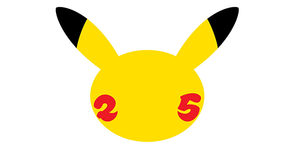 Pokémon 25 ans Pokemon 25 ans
