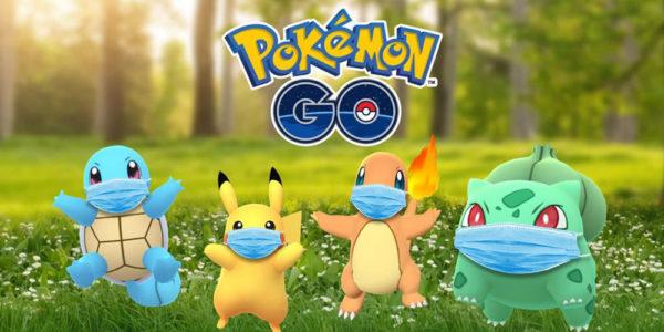 Pokémon GO Covid 19 Coronavirus