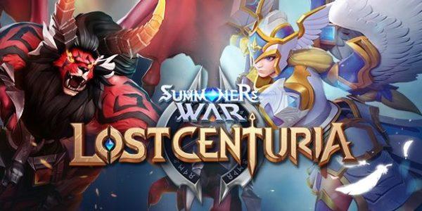 Summoners War: Lost Centuria Summoners War : Lost Centuria Summoners War Lost Centuria