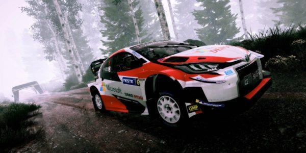 Toyota GR Yaris Concept WRC 9