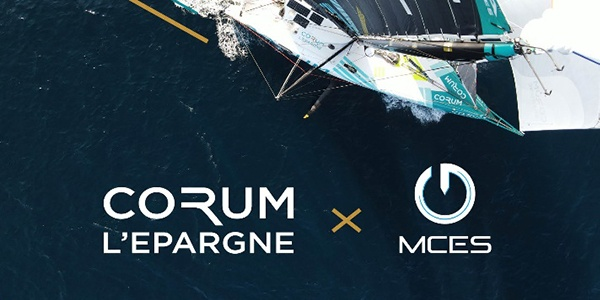 Vendée Globe 2020 - MCES x CORUM L'Épargne x Virtual Regatta