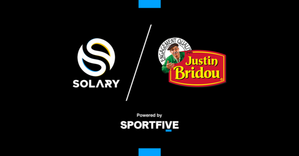 Solary x Justin Bridou