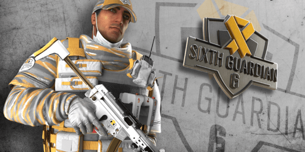 Rainbow Six Siege - Sixth Guardian