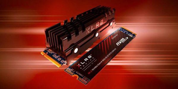 SSD PNY XLR8 CS3040 M.2 NVMe Gen4x4