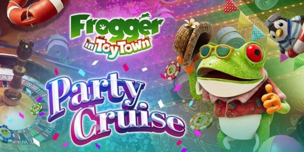 Frogger in Toy Town - Party Cruise