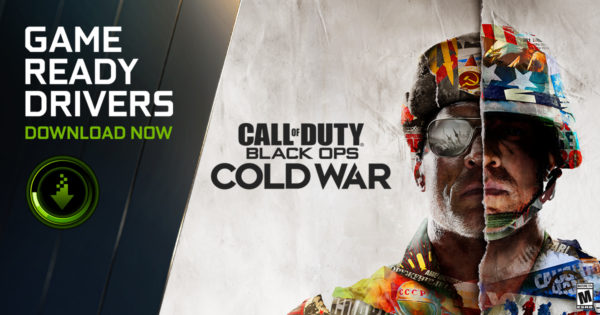 Call of Duty: Black Ops Cold War supportera les technologies NVIDIA