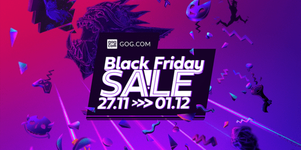 GOG.COM - Black Friday